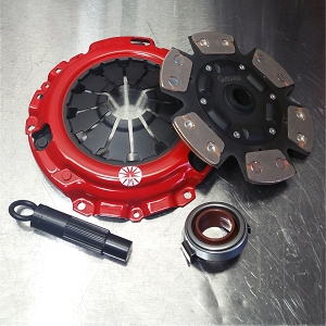 Action Clutch Stage 3 1MS Honda Civic SI B16A (Metallic Sprung)
