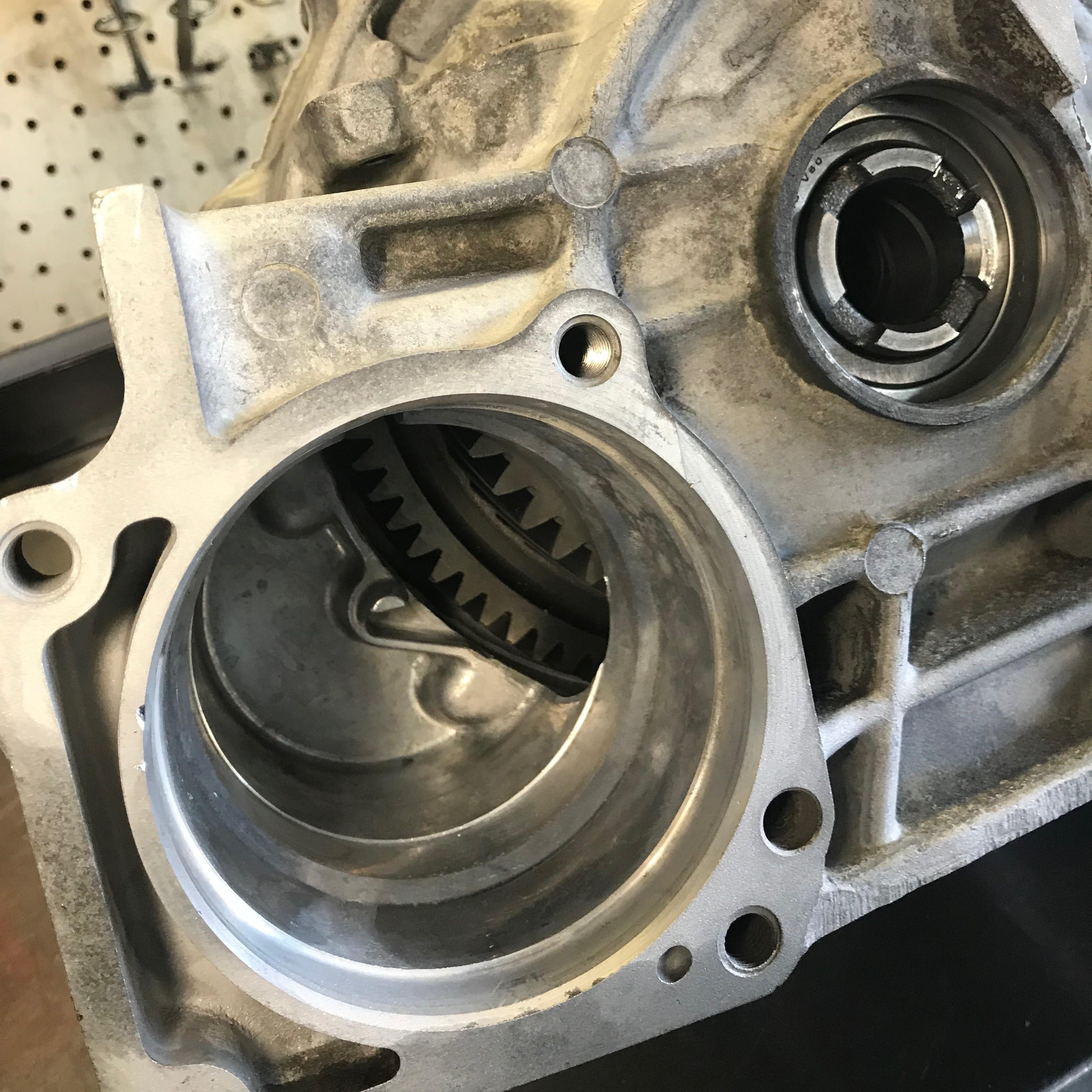 Honda AWD K-Series GearX STREET / Track Manual Transmission Rebuild