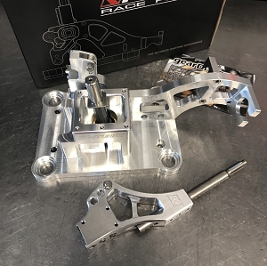 K-Tuned RACE SPEC Billet RSX Shifter Box