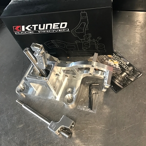 K-Tuned STREET Billet RSX Shifter Box REV2
