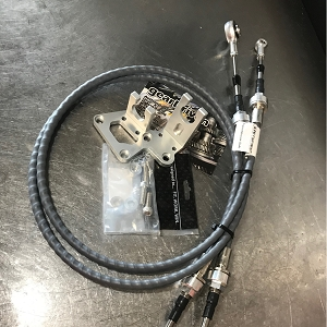K-Tuned Race-Spec Shifter Cables Honda K-Series
