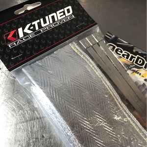 K-Tuned Kevlar Shifter Cable Wrap