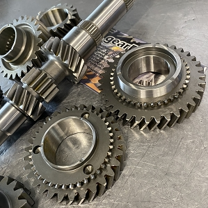 Albins Honda B-Series Synchro Engagement Helical Gear Set AWD/FWD (ALLMOTOR)
