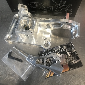 K-Tuned RACE SPEC Billet RSX Shifter Box REV2