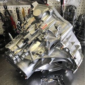 Honda CIVIC TypeR CTR Transmission FK8 6SP LSD 500HP RV6P 4th
