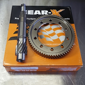 Gear-X Final Drive 4.06 Honda B-Series Civic B16A
