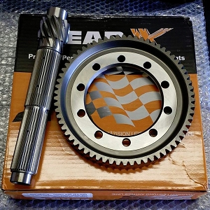 Gear-X Final Drive 5.84 Honda K-Series RSX CIVIC SI K20A