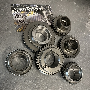 Synchrotech Pro Series GSR Turbo 1-4 Gear Set Honda B-Series B18C1