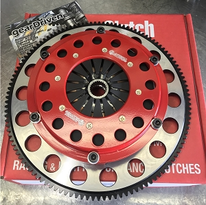 Action Clutch Twin Disc Race Honda B-Series Civic B16A Integra B18B B18C