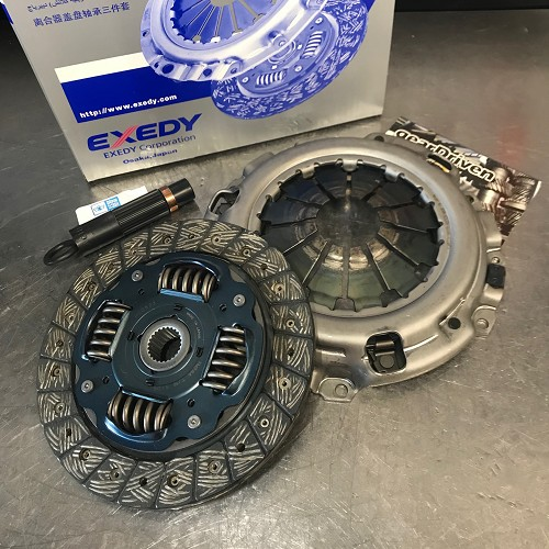 Exedy Clutch Honda RSX OEM Replacement RSX TypeS / Civic Si K20Z3 KHC10