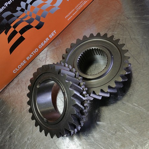Gear-X Honda K-Series 4th 1.08 Helical Gear Set RSX K20A2 Civic SI K20Z3