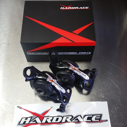 Hardrace Front Compliance Bushings Civic 92-95 EG Inregra 94-01 DC