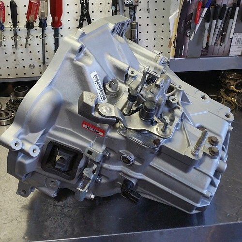 Honda Civic 8th Gen SI GearX K-Series Manual Transmission K20Z3 600HP